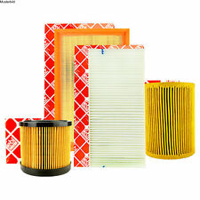 FEBI FILTER SET KOMPLETT CITROEN PEUGEOT C5 III Break 407 SW 2.0 HDi 140