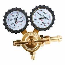 2019 Nitrogen Regulator 0-400 PSI Delivery Pressure Inlet and Outlet Connection