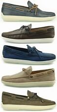 Tod's men's shoes mocassin loafers $525  BOAT SHOES 100% AUTENTHIC MADE IN ITALY