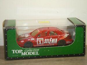 Alfa Romeo 155 D2 1993 Tarquini - Top Model TMC 020 - 1:43 in Box *39326