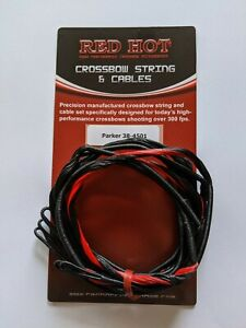 Parker Red Hot Crossbow Replacement String and Cable - CAT # 38-4501