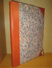 FINE BIRD BOOKS Rare LTD ED 1953 Folio COLOR PLATES Ornithology ILLUSTRATED Book