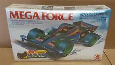 Mega Hyper Racer Mega Force 4WD-II 1/32 Scale Car Kit New FUMAN Bandai NOS