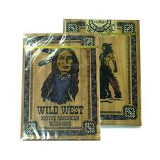 Wild West Playing Cards Native American Warriors Edition Deck