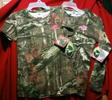 Mossy Oak Break-Up Infinity Long & Short Sleeve Camo T-Shirt Sz S M L XL 2XL NWT