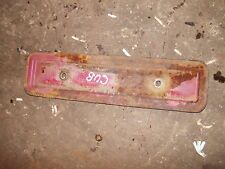 Farmall Ih Cub Tractor engine motor side cover panel Ihc