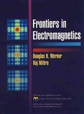 NEW Frontiers in Electromagnetics by Douglas H. Werner Hardcover Book (English)