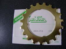 NOS Suntour 19 tooth freewheel gear cog sprocket fits 5,6,& 7 speed systems