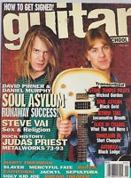 NOV 1993 GUITAR SCHOOL vintage music magazine SOUL ASYLUM