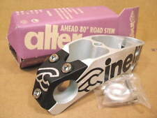 New-Old-Stock Cinelli Alter Stem..Silver w/Black Accents (120 mm x 26.0 mm)