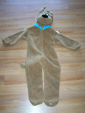 Child Size Small Warner Bros Studio Store Scooby Doo Puppy Dog Halloween Costume