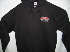 Tankard-Kings of Beer-con cappuccio Giacca-Hooded Zip sweater-size M-NUOVO