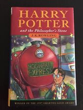 Harry Potter Philosophers Stone Hardcover- 1 Wand, Highchair, Printing Mistakes