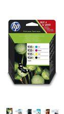HP 934/935XL Multipack Original Druckerpatronen mit hoher Reichweite (Schwarz,