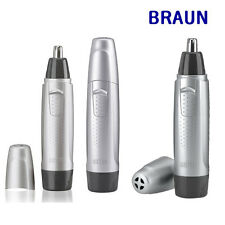 Braun EN10 Ear, Nose Trimmer  Battery Operated / Genuine