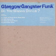 Glasgow Gangster Funk - Do You Wanna Dance? promo cd