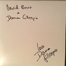 "DAVID BOWIE & DANA GILLESPIE "" BOWPROMO "" *** COLOURED VINYL LP ***"