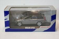 VOLVO V50. SILVER. 1/43 SCALE. NEW. UNOPENED BOX. DETAILED MODEL.