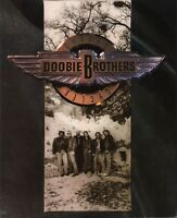 THE DOOBIE BROTHERS 1989 CYCLES WORLD TOUR CONCERT PROGRAM BOOK / NMT 2 MINT