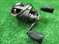 Daiwa STEEZ 100HL Baitcasting Reel LEFT Freshwater Fishing From Japan Excellent