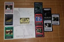 Star Wars - Customizable Card Game - 330 Karten - Limited Edition 1995 - SWCCG