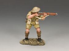 King and country de pie disparando Rifleman octavo Ejército EA084