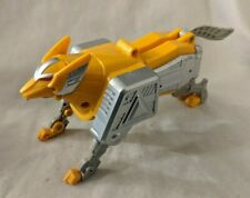 Power Rangers Lost Galaxy DX Yellow Wolf Galactabeast Zord