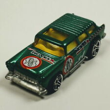 Hot Wheels Classic Nomad, Green, Chevrolet Station Wagon, Skateboarders * NEW *