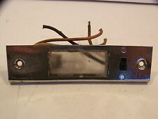 1955 DESOTO DASH COURTESY MAP LIGHT FIREDOME OEM CHRYSLER NEW YORKER