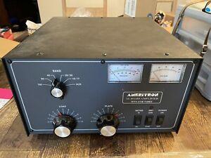 Ameritron AL-811HD HF Amplifier 800W 10 Meter Tested & Working!