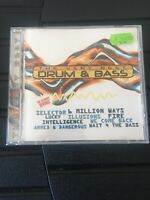 VARIOUS - BEST OF DRUM & BASS CD