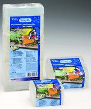 Glycerinseife Öko Aloe Vera 500g transparent Seifegießen, Seife selber machen