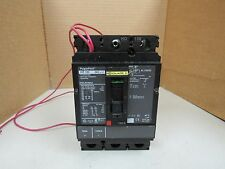 SQUARE D CIRCUIT BREAKER HDL36100AA 100A 100 AMP A 600V 3 POLE