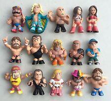Funko Mystery Mini - Vaulted - WWE Series 1 - Complete Set of 15 - Loose - Mint