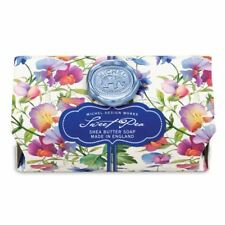 Michel Design Works Large 8.7 oz Artisanal Bar Bath Soap Sweet Pea - NEW