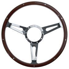 Scott Drake S1MS-3600-WG Mustang Steering Wheel Corso Feroce Shelby Cobra-Style
