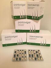 Pantogar Pantovigar Hair Loss & Alopecia 30 capsules SAMPLE Authentic NO BOX