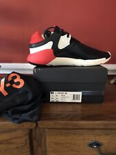 Adidas Y-3 Boost QR - S83120 Red/White/Black - Yohji Yamamoto - Size 11 - NMD