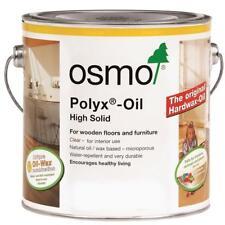 Osmo Polyx Oils  3032, 3062, 3065, 3011 Hard Wax Oil for Wooden Floors