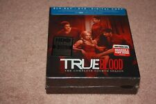 True Blood: The Complete Fourth Season (Blu-ray Disc, 2012, 7-Disc Set) *New*