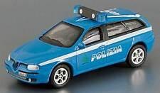 Alfa Romeo 156 Polizia 1:72 (Italia/Italy/Italien) Hongwell / Cararama very rare
