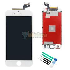 LCD Lens Display Digitizer Screen Replace for White Apple iPhone 6S +Felx +Tool