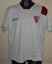 Sevilla Spain Home Shirt 2007-2008 LUIS FABIANO 10 small men's  #1010