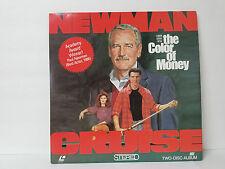 The Color of Money - Tom Cruise - Laserdisc Movie