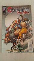 Thundercats Dogs Of War #3 October 2003 Wildstorm DC Comics Layman VARIANT
