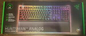 Razer Huntsman V2 Analog Wired Optical Gaming Keyboard