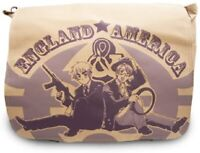 New With Tag Great Eastern Entertainment Hetalia US & UK Messenger Bag