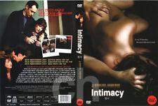 Intimacy, Intimite (2001) - Patrice Chéreau, Mark Rylance, Kerry Fox DVD NEW