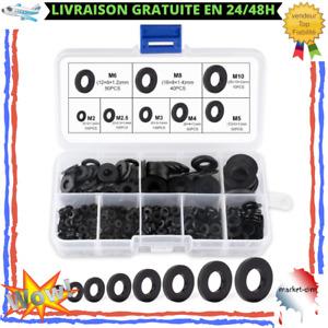 Nylon Rondelle Plate Pour M6 Vis Boulon 18mm OD 1.5mm épais 50PCS