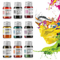12 Colors Ink For Fountain Dip Pen Calligraphy Writing Painting Graffiti Sightly